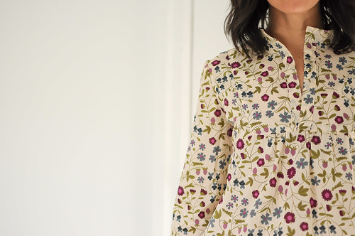 Wiksten Tova Shirt : Mirabelle
