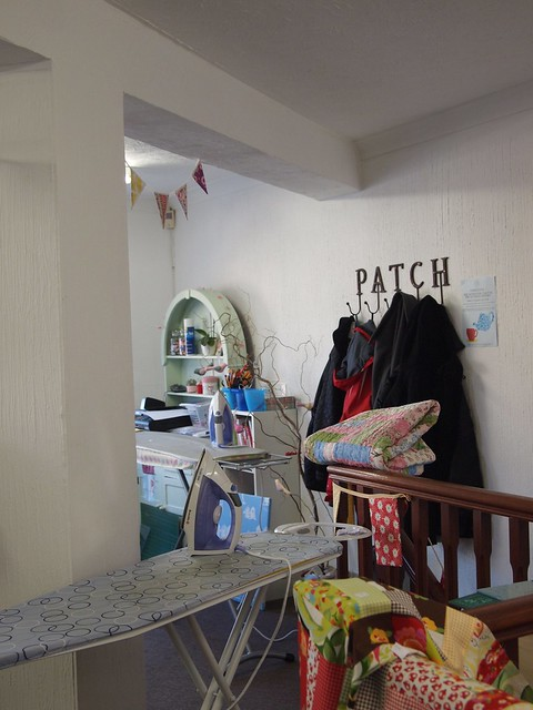 Patch Fabrics