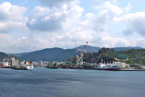 Yawatahama harbor
