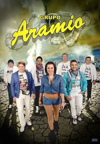Aramio 2012 - grupo - cartel