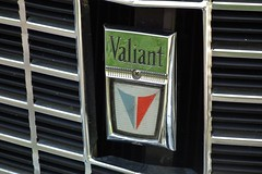 1962 Chrysler RV1 (R Series) Valiant sedan