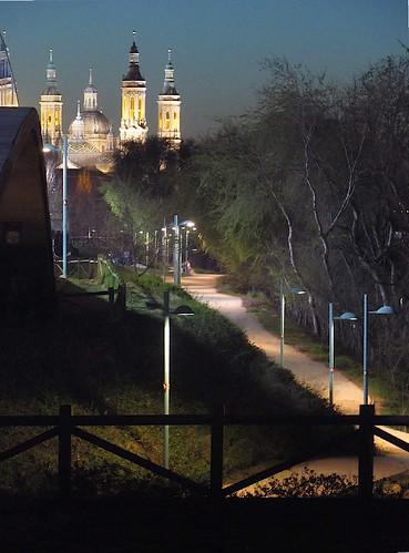 El camino al Pilar by JoseAngelGarciaLanda