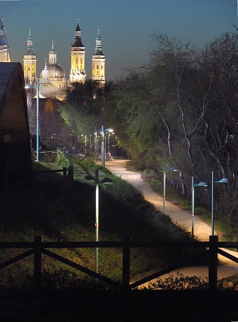 El camino al Pilar