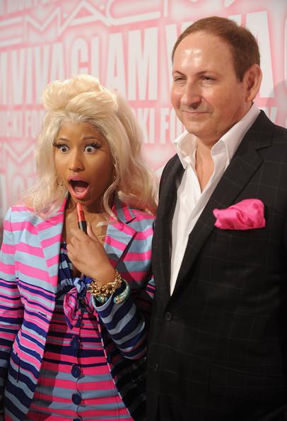 Nicki-Minaj-Giuseppe Zanotti Caged Sandal (7)