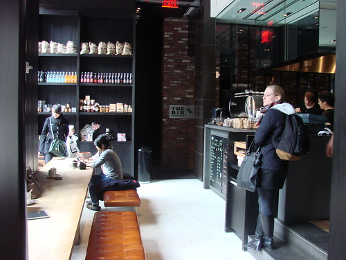 Inside the Shop at Andaz