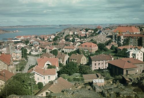 houses buildings rooftops lysekil riksantikvarieämbetet theswedishnationalheritageboard