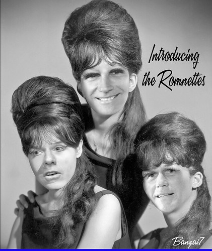 INTRODUCING THE ROMNETTES by Colonel Flick