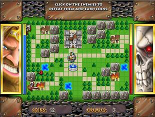 Heroes' Realm Featured Bonus Game