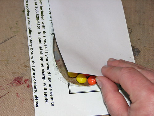 Jelly Bean Easter Card 007