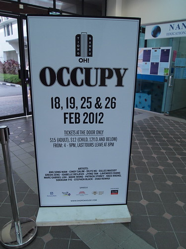 OH! Open House - Occupy Tiong Bahru