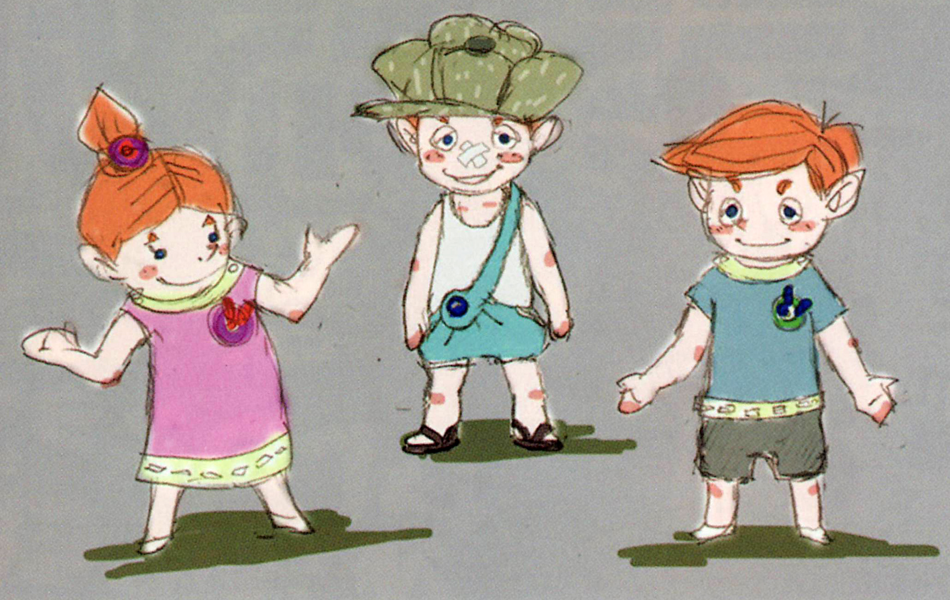 ST Children