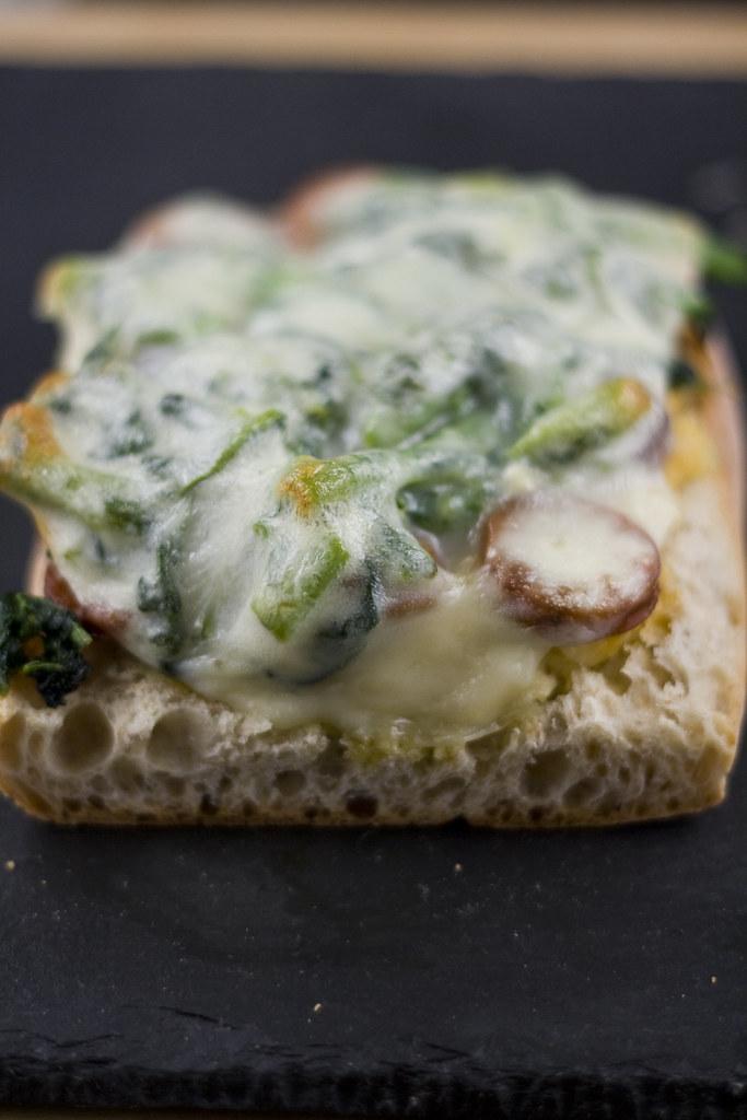 Sausage Sandwich 3