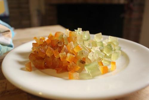 arance e cedro candite