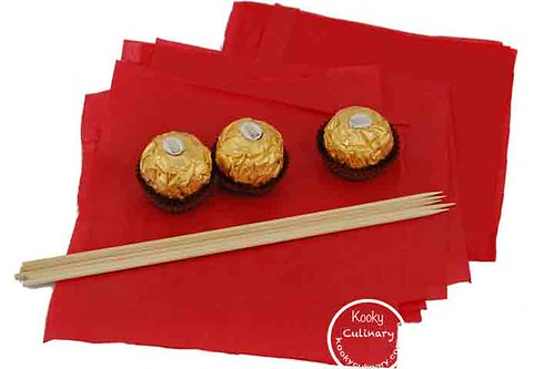 Ferrero Rocher Bouquet 1