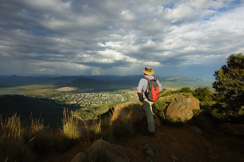 Above Graaff-Reinet by CharlesFred