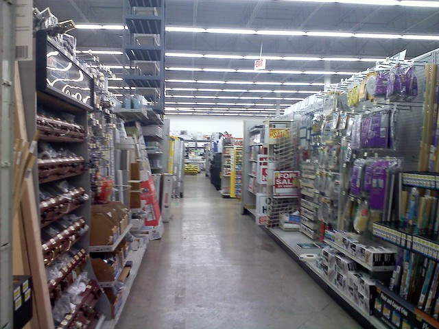 Sears Appliance And Hardware Store In Sheffield Ohio