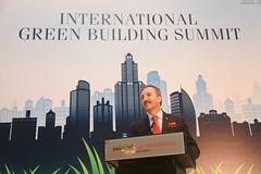 Başkan Aziz YENİAY Yeşil Binalar zirvesinde konuştu (13)
