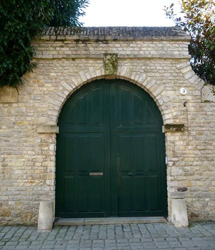 Bayeux Door