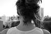La mujer de la mariposa tatuada