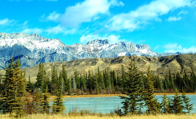 For you: Our breathtaking Canadian Rockies!