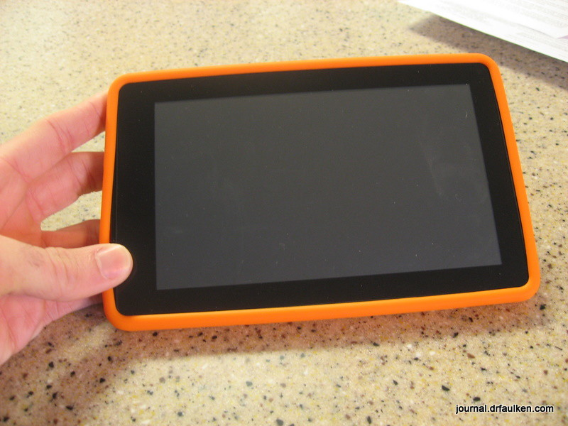 Case Star Silicone Skin for Kindle Fire Review