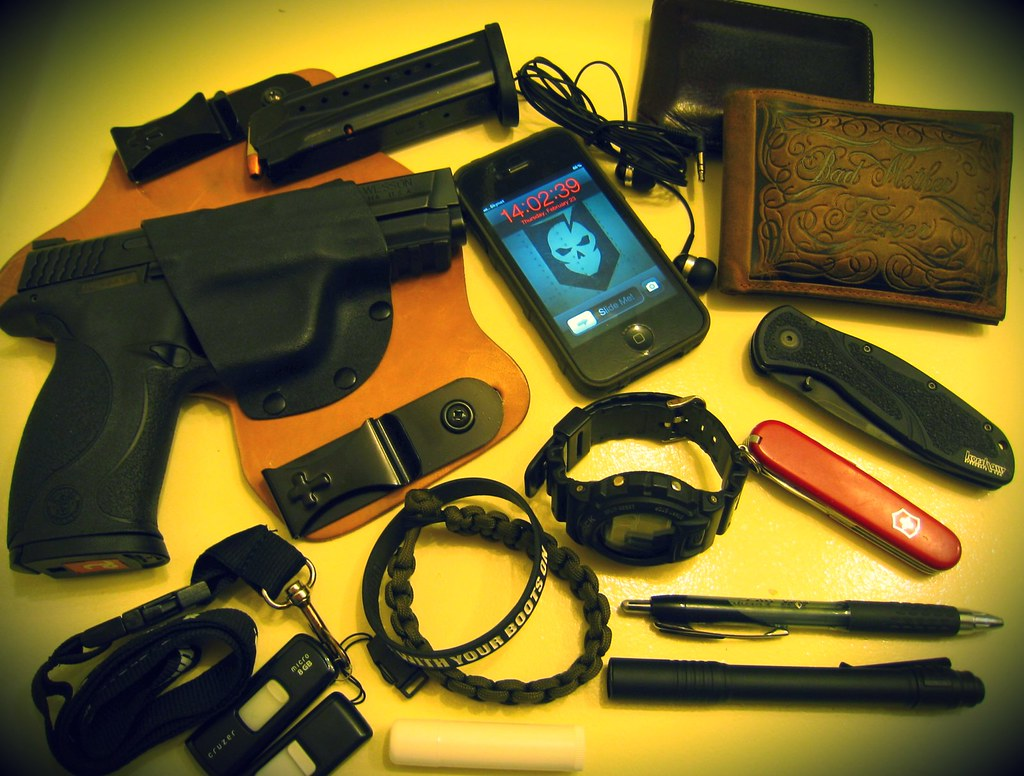 What's in Your Pockets: Show us your EDC to Win an ITS Gift