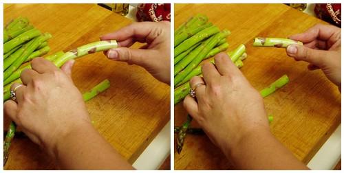 Asparagus Snap