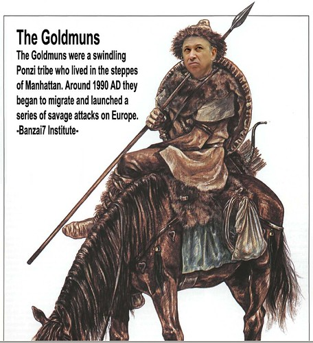 THE GOLDMUNS by Colonel Flick