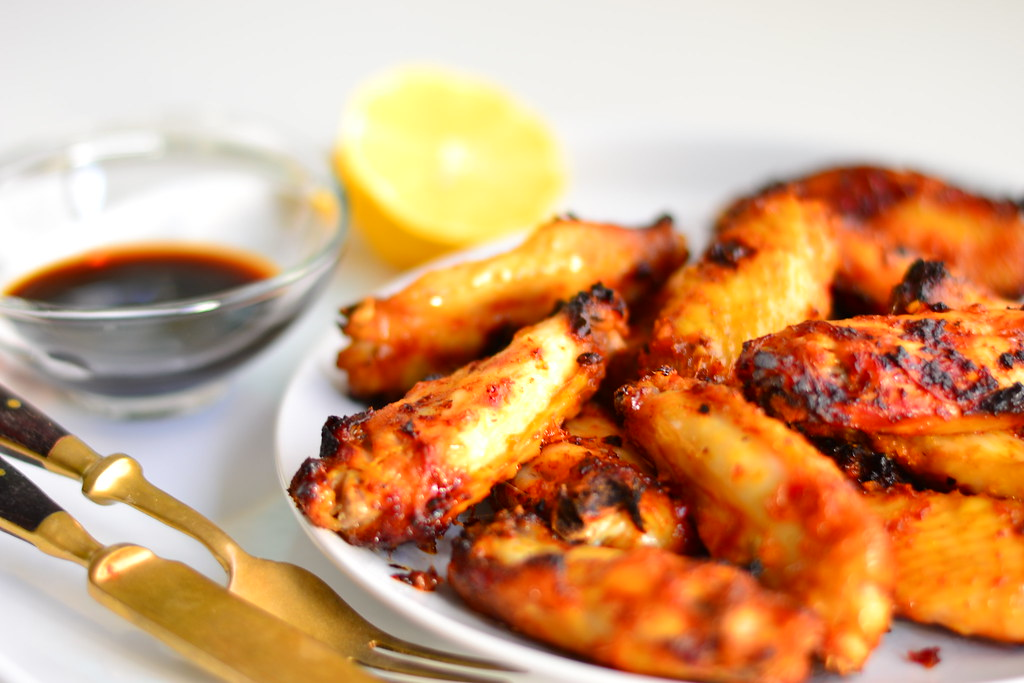 korean bbq chicken wings 8