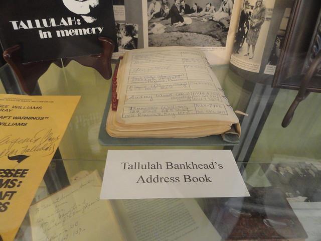 Bankhead Home and Museum, Jasper AL