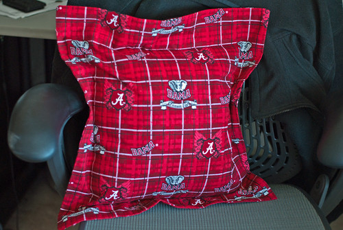 alabama pillow