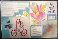 Take a Stitch Tuesday Journal