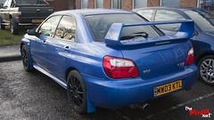 Colin's Subaru Sti Impreza