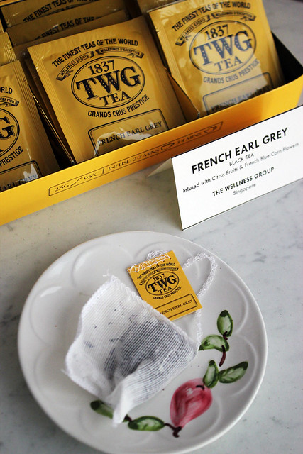 25th February - French Earl Grey from TWG