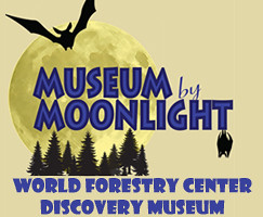 Museum by Moonlight @ World Forestry Center