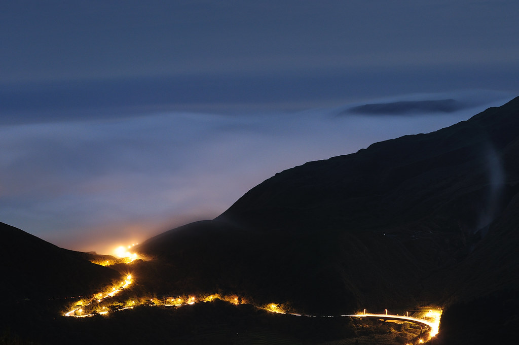 通往雲之谷