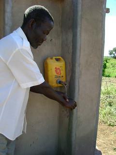 Zimbabwe's challenge is to change people's attitudes about sanitation and hygiene. Credit: Busani Bafana/IPS
