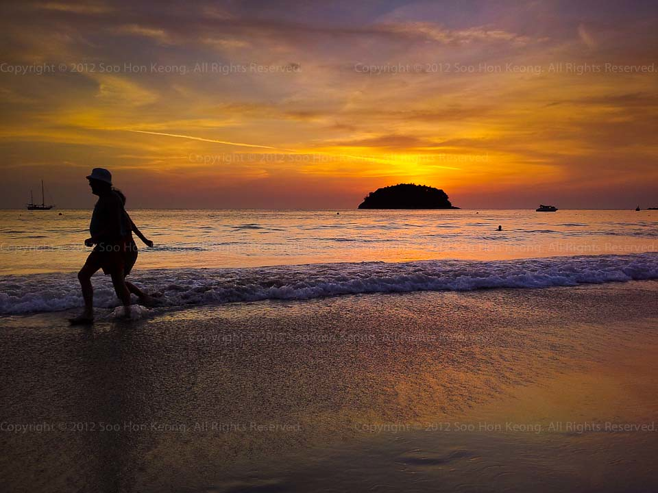 SunSet @ Phuket, Thailand