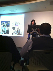 Giving a talk at the Mar/2012 Autodesk SketchBook event
