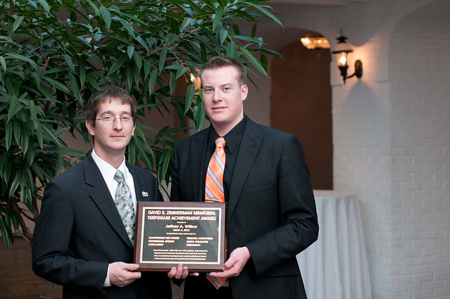 2012 Zimmerman Award