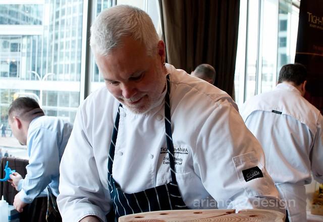 Tigh-Na-Mara Seaside Spa Resort Chef Eric Edwards