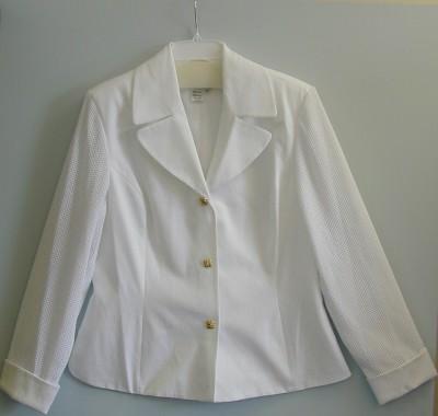 """Apart"" jacket made in China"