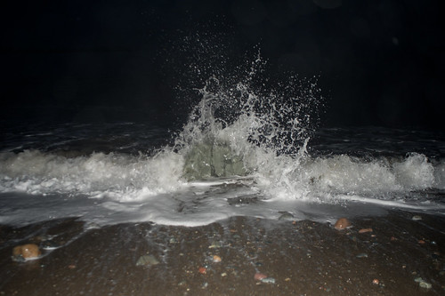 Splash along Saints' Rest Beach at 7:00 a.m., Saint John 2