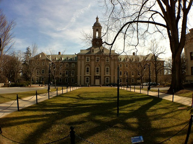 Old Main from Flickr via Wylio