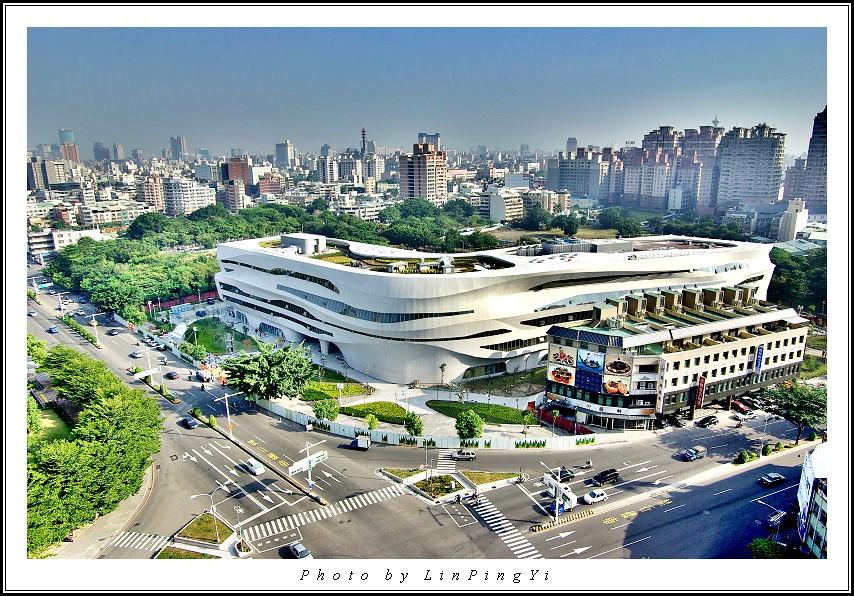 國立臺中圖書館 HDR
