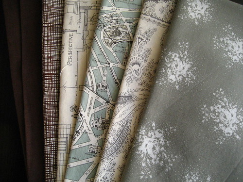 fabrics for cushion covers?