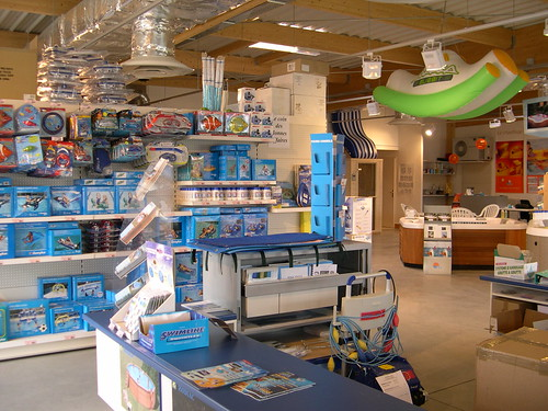 Showroom - Hydro Sud Lutterbach