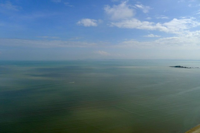 Awesome Tanjung Bungah Sea View From Infinity Super-condominium