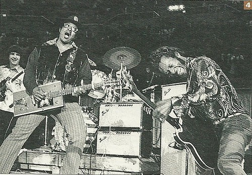 1972 Bo Diddley-Chuck Berry @ MSG, NYC, NY