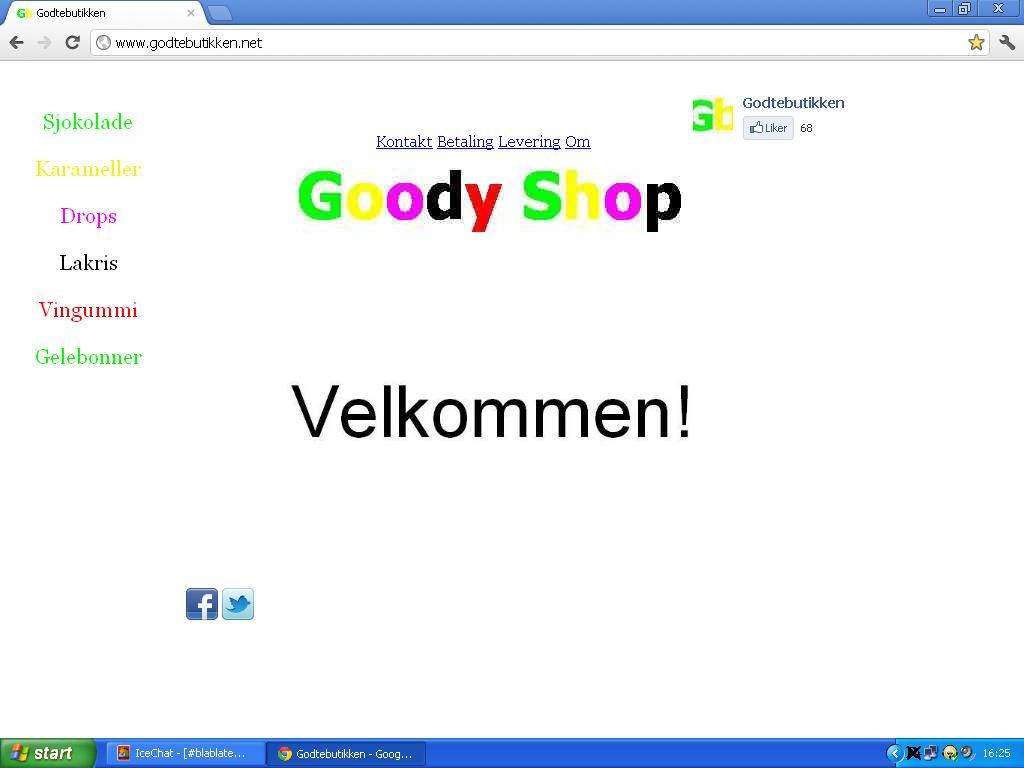 goody shop